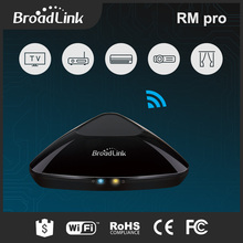Hot sale BroadLink RM pro Logitech Harmonys Universal Remote Control for all home appliances