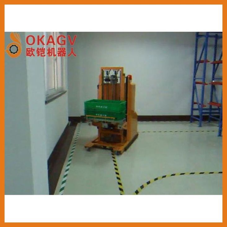 Best Price Factory Supply Stacker Auto Electric Forklift Truck For Export