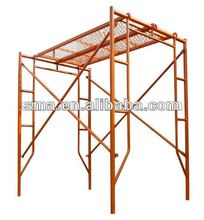 construction working platform portable frame scaffolding ( Real Factory in Guangzhou)