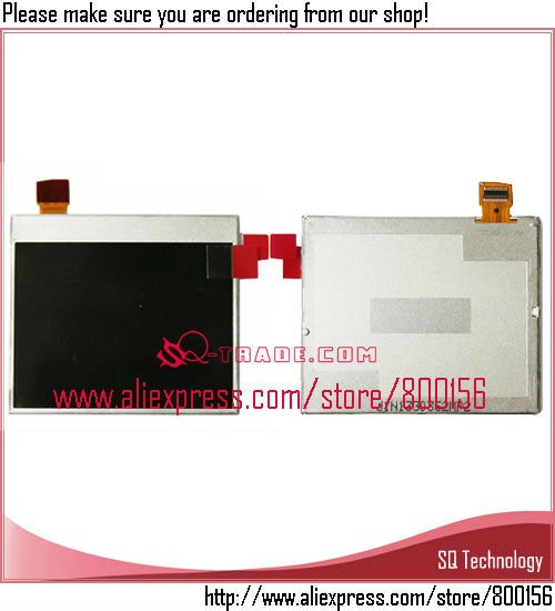 Alibaba Express LCD For BlackBerry Curve 8520 9300 009/114 Version Touch Digitizer White