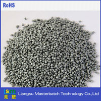 masterbatch machine granulating production line plastics pellets color silver masterbatch