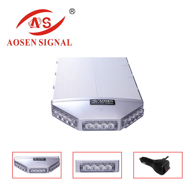 AS-955H Wholesale High Quality truck flashing lightbar amber recovery lightbar