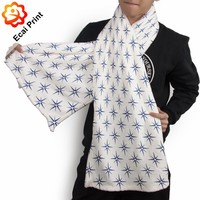 good quality latest design customize digital printing scarf and shawl
