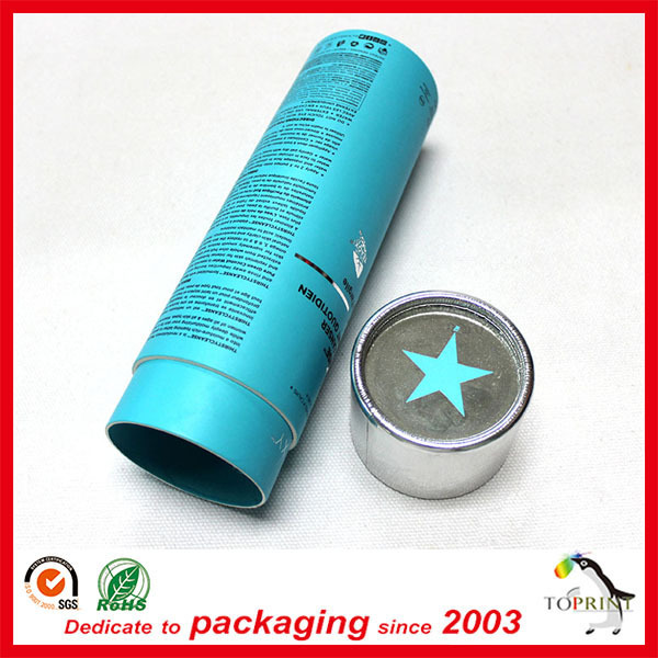 custom paper tube packaging