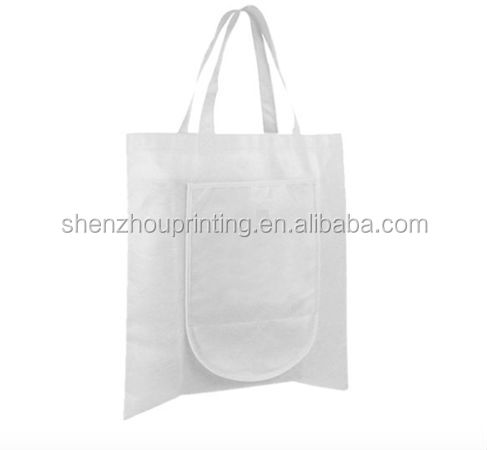 2016 Factory price Foldable Polyester Shopping Bag/polyester bag/polyester tote bag