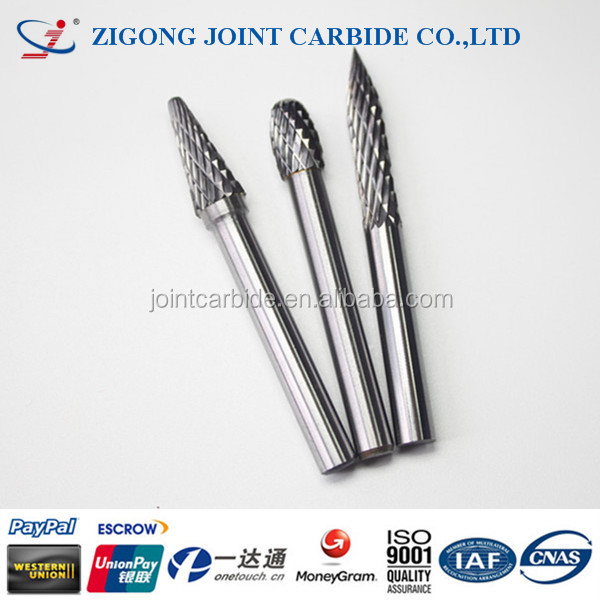 factory price carbide burs for tire repair
