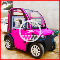 adult city 4x4 electric mini car