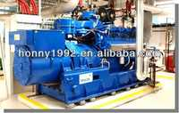 600kW Germany MWM Natural Gas Generator