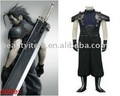 Final Fantasy VII Seven Last Order Zack Cosplay Costume Custom Made