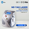 CE approved Nd yag laser tattoo eyeliner eyebrow removal skin whitening beauty machine