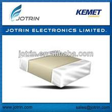 KEMET C0805C270F3GACTU Multilayer Ceramic Capacitors MLCC