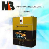 Hot sales standard car paint thinner