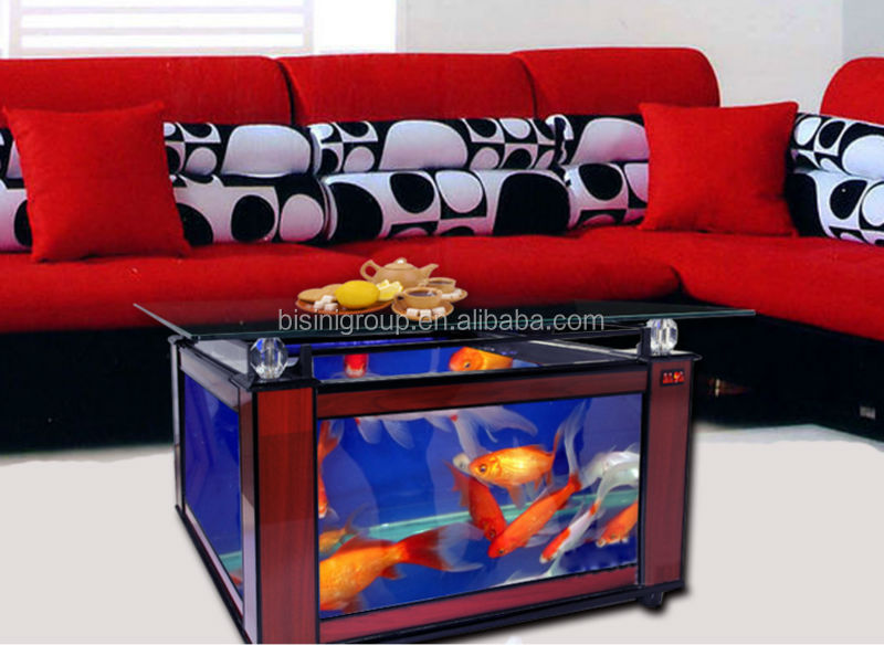 Bisini Modern Style Square Shape Aquarium / Fish Tank Table (BF09-41036)