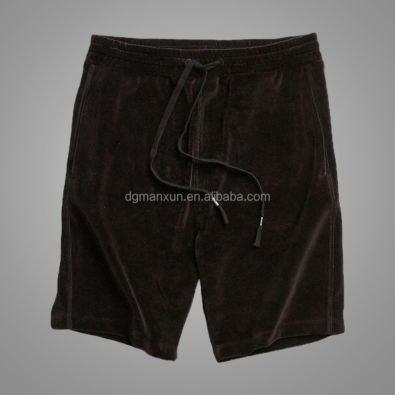 Manxun Wholesale Fahion American Style Teenage Pants Short Pants Men Trousers
