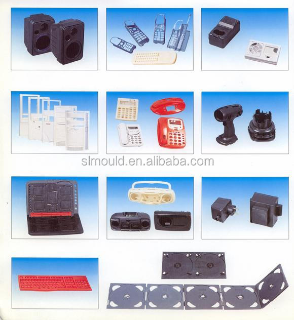 Multi Cavity Custom Plastic injection Cap Mould with Hot Runner