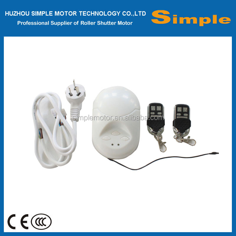 Remote controller for roller shutter motor , 1 channel to 4 channels, five types, transimitter, receiver