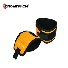 CROWNRICH Magnetic Wristband, Holds Small Metal Tools, Screws, Nails, Bolts