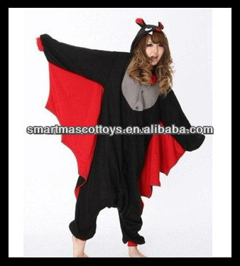 Popular sex women with animals woman female bat costume