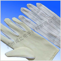 PU Palm ESD gloves for LED