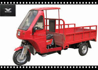 China tipper three wheel motorcycle/cargo tricycle