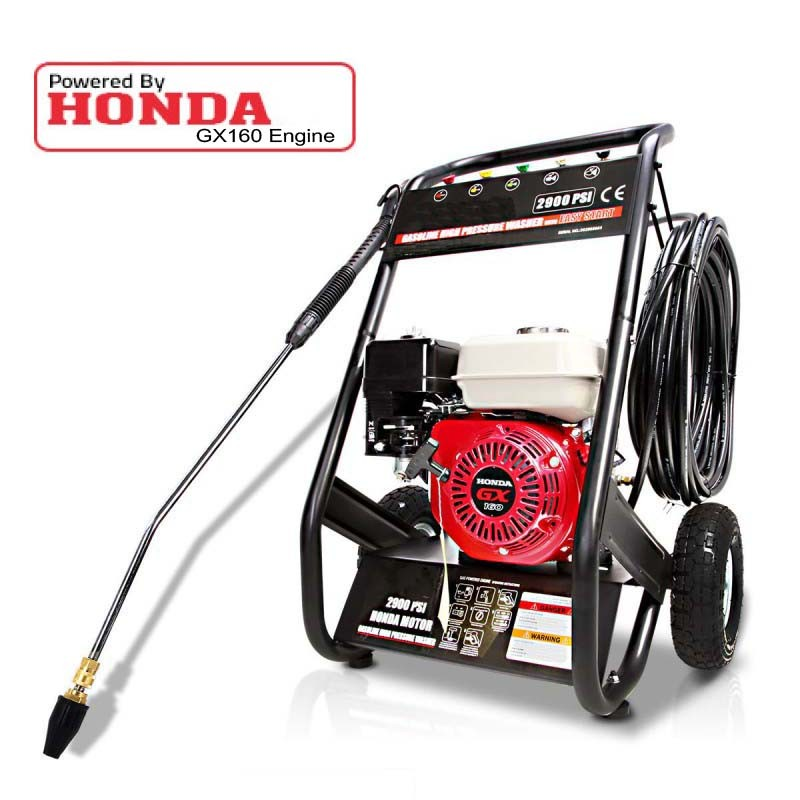 gasoline pressure washer 5.5hp high pressur washer Honda engine 2400psi