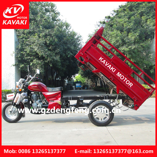 2016 best price with popular designed closed body tricycle or tri-motorcycle car in the world, 250cc engine