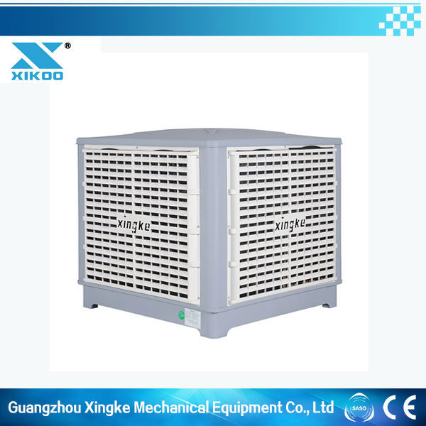 Cheap guangzhou chemical axial fan/alibaba china suppliers roof air conditioning /evaporated air conditioner
