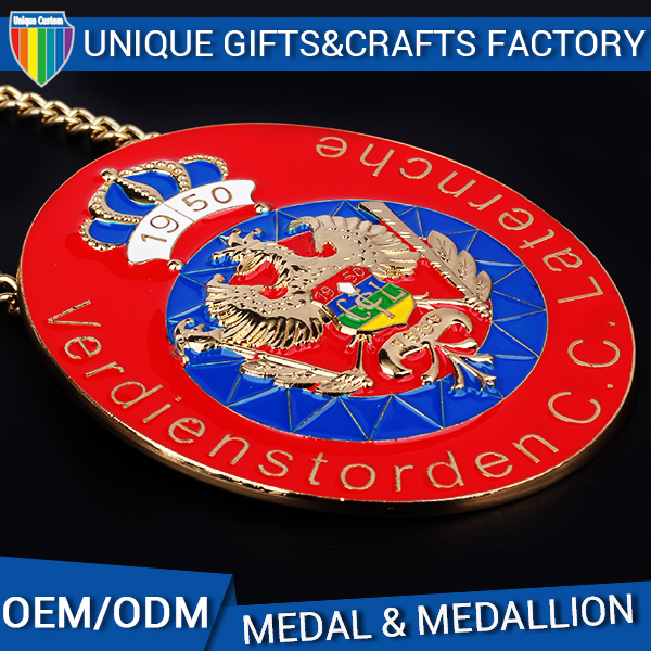 Cheap Wholesale ODM/OEM antique medal eagle