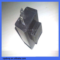 OEM Chinese motorcycle/scooter spare parts CG125,GY6-125,LF100-200CC,electronic flasher relay 12v led flasher relay