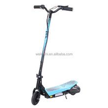 Fashionable 2 wheel stand up electric scooter, folding electric stand up scooter with CE