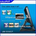 "Lilliput 10.1"" USB Monitor with Touch Screen NOT VGA input, just USB Input"