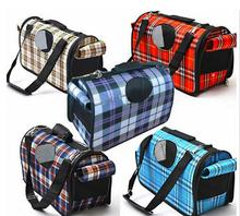 Hot selling portable travel pet dog carrier with pocket dog carrier bag