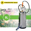 (43180) 8 Liters Stainless Steel Pressure Sprayer