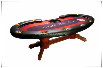 New Coming HANXIN LED POKER TABLE