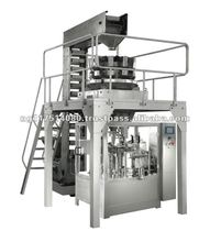 Multi Head Weighing Filling & Sealing Machine