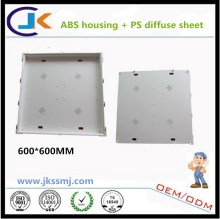 Exclusive !!! US CINCINNATI equipment +/- 0.005 600x600 abs led panel housing mold maker