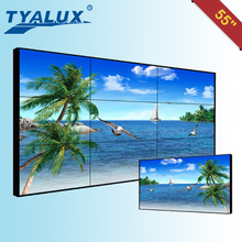 China Wholesale lcd tv wall unit designs 4K display supported