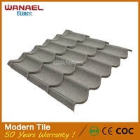 Best UV Proof Aluminium Zinc Sheet Galvalume Sand Coated Shingles Roofing Materials