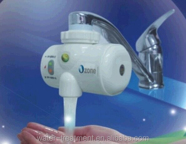 Ozone water faucet purifier used in kitchen for water disinfection