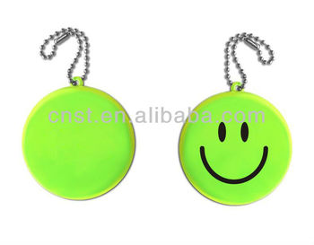 smile face keychain promotional gift