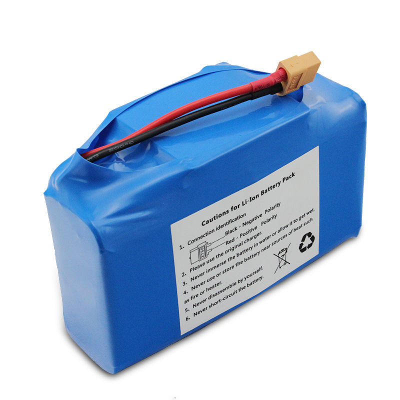 36V 4.4Ah Li-Ion 22P Battery For Smart Scooter 2 wheels Electric Unicyle