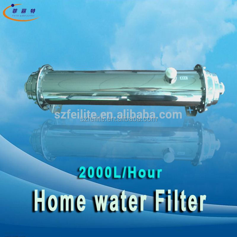 Uf Filters Type And Household Pre-filtration Use Portable 304 Stainless steel Water Purifier