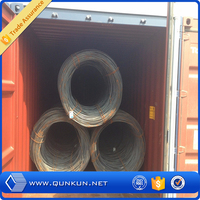 2015 new products unit weight of iron wire (factory)