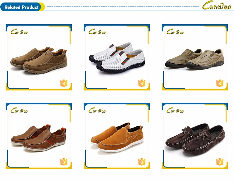 men's brand shoes made in china