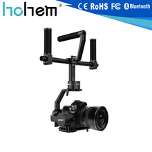 Hohem DG1 smooth video making mirrorless camera kit DSLR stabilizer 5D mark ii vs feiyu a2000