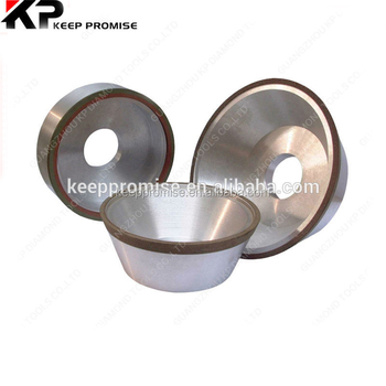 High quality made in china diamond power tools flared cup grinding wheel