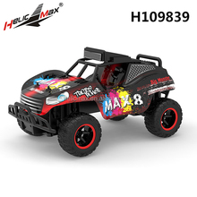 2018 New Model Car 4 Channel Big Monster 1 10 Scale RC Mud Cars