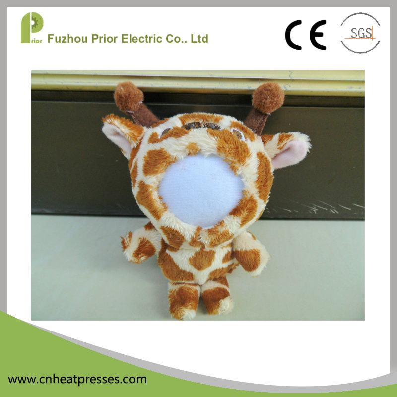 Mini 3D Face Push Printer Sublimation Dolls