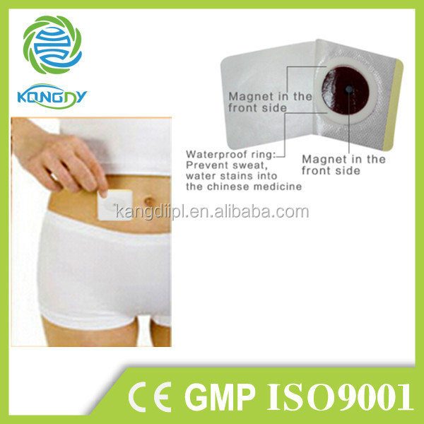 Best selling hot chinese products for man to keep good figure slim patch