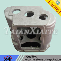 Fabrication resin sand housing high quality sand casting